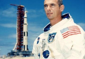 La dernier homme à avoir marché sur la Lune n'est plus