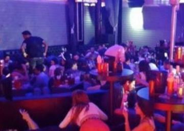 Fusillade dans une discothèque à Playa del Carmen