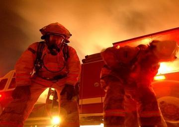 Un chalet est actuellement la proie des flammes