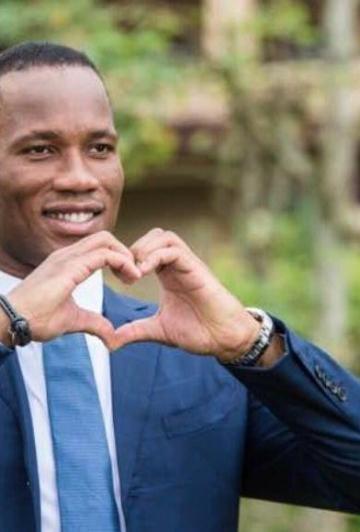 Une photo de Didier Drogba enflamme le Web