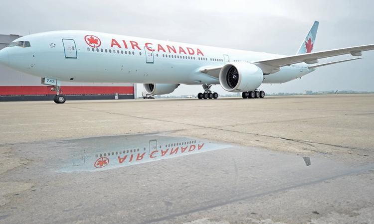 Véritable cauchemar à bord d'un avion d'Air Canada