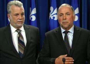 Développement majeur concernant l'ex-ministre Pierre Paradis