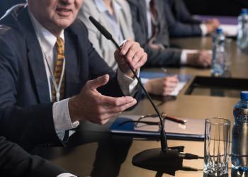 Démission majeure dans un parti politique au Québec