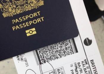 Si vous avez ceci sur votre carte d'embarquement, préparez-vous au pire!