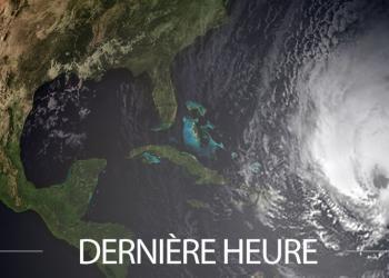 C'est l'état d'urgence aux États-Unis en raison de l'ouragan Nate