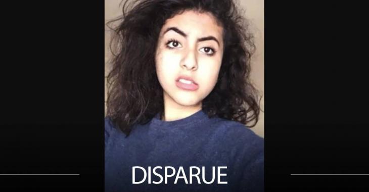 Avez-vous vu cette jeune fille de 12 ans?