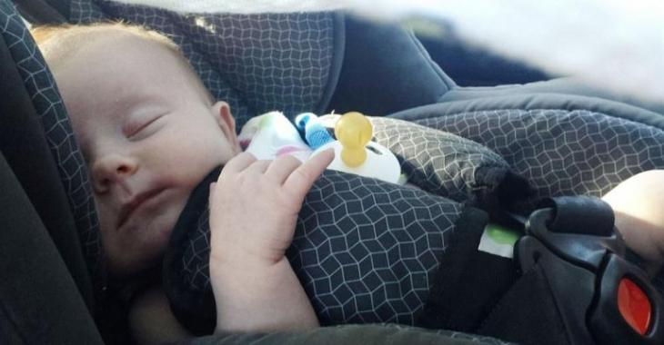 Des sièges d'auto pour bébés font l'objet d'un important rappel.