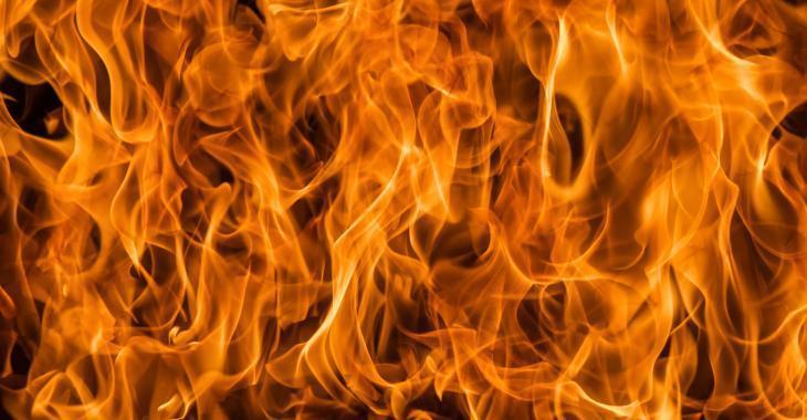 Important incendie en raison d'un BBQ