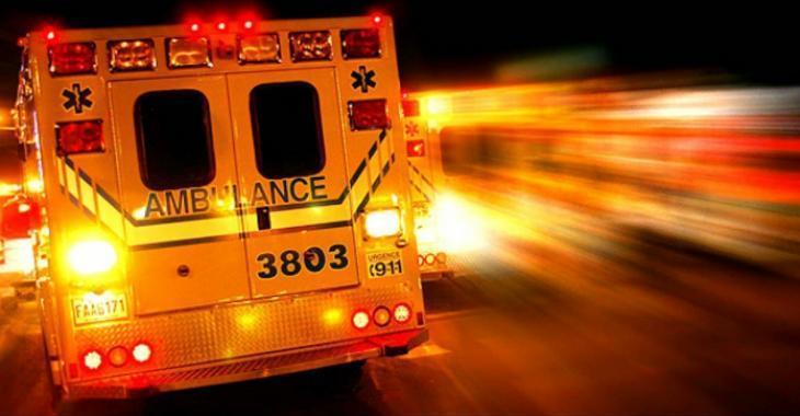 Un accident spectaculaire paralyse l'autoroute 15