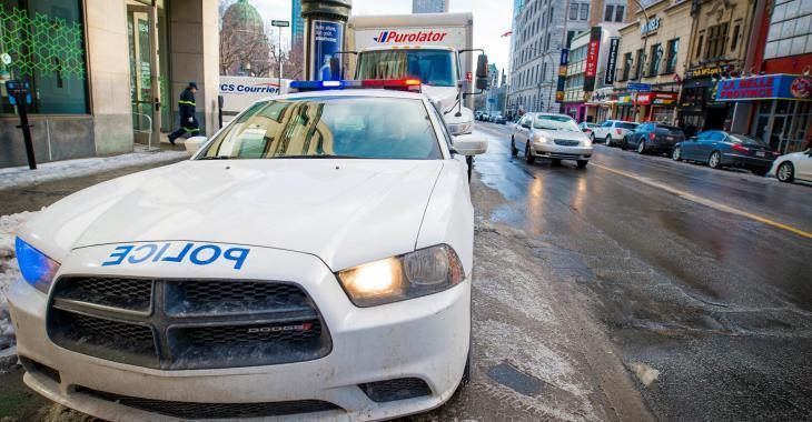 Alerte à la bombe | Une école du Québec évacuée