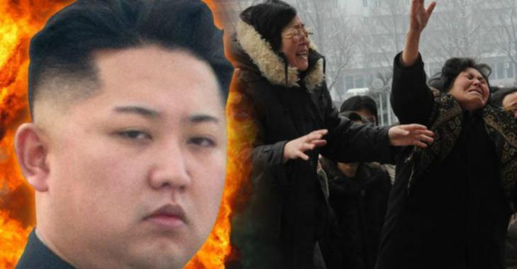 Dur coup porté à la Corée du Nord de Kim Jong-un…