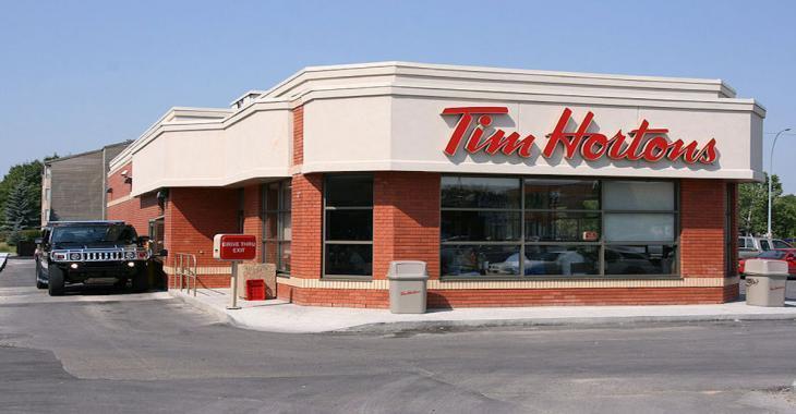 Énorme nouvelle pour les clients de Tim Hortons