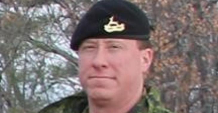 Tragédie sur une base de l'armée canadienne