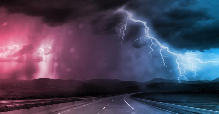 Des orages se préparent au Québec