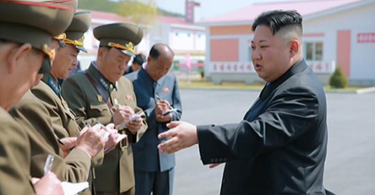 La Corée du Nord menace de rayer les États-Unis de la surface de la Terre