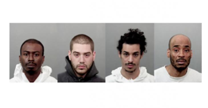 Intervention policière majeure: 4 dangereux criminels arrêtés