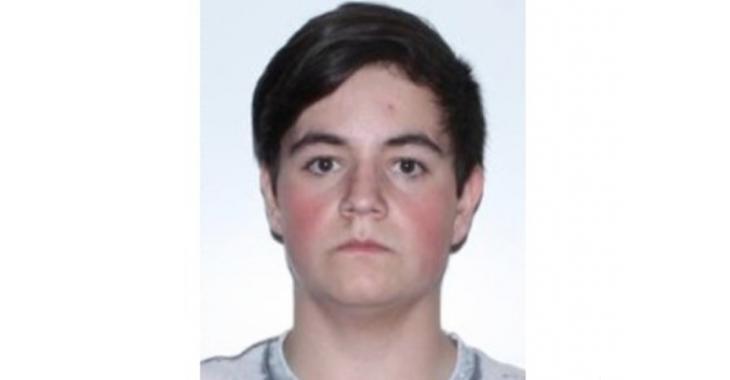 Adolescent de 16 ans disparu