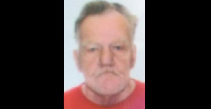 Avez-vous vu cet homme de 77 ans?