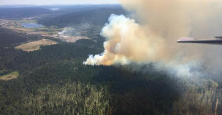 Incendie au Canada | 3000 personnes évacuées
