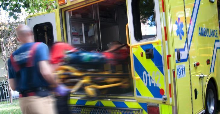 Accident | Un blessé grave dans une collision frontale