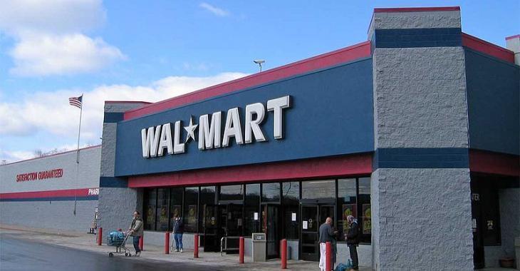 Grosse prise pour Walmart!