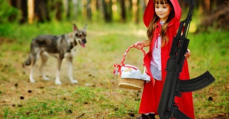 Le Petit Chaperon rouge comme vous ne l'avez jamais vu !!!
