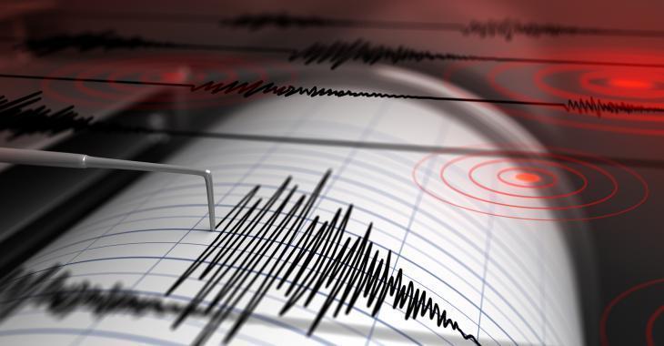 Un puissant séisme de 5,7 sur l'échelle de Richter
