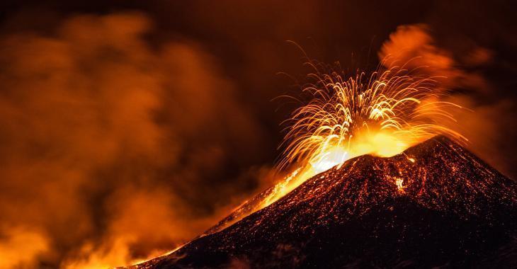   Alerte | Une éruption volcanique serait imminente