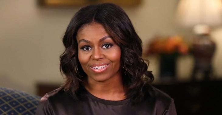 Michelle Obama fait une troublante révélation