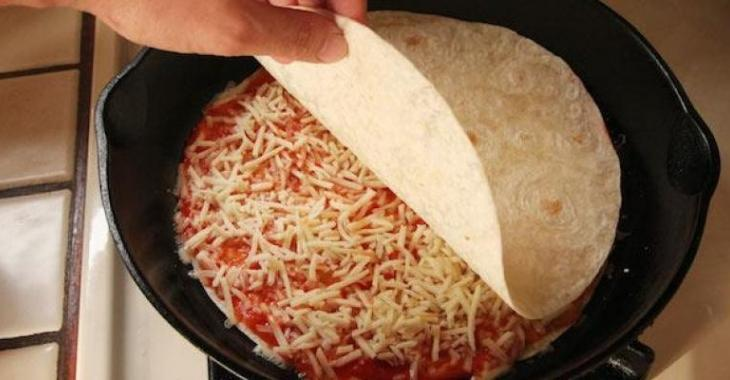La pizzadilla, une révolution culinaire