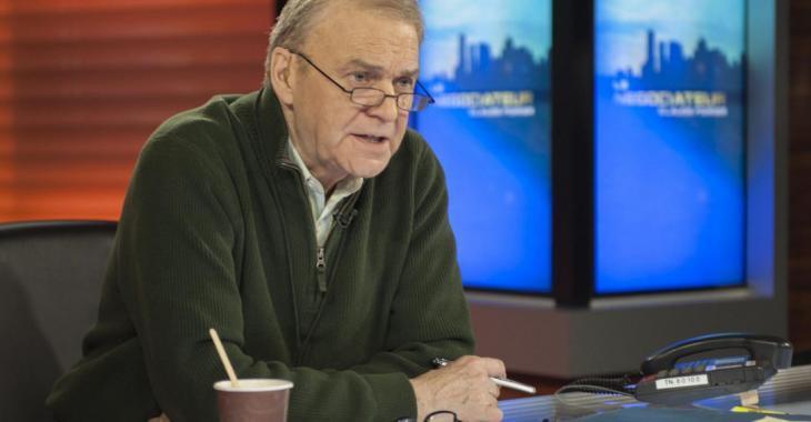 Alerte Amber | Claude Poirier critique sévèrement les médias