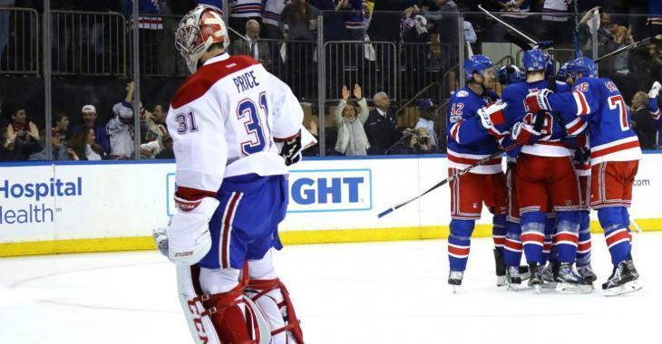 Abrupte fin de saison pour les Canadiens de Montréal