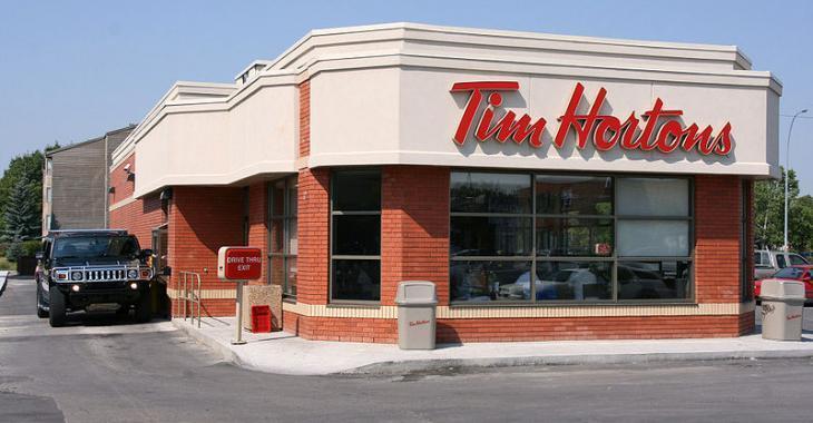 Une bien mauvaise nouvelle pour les clients de Tim Hortons