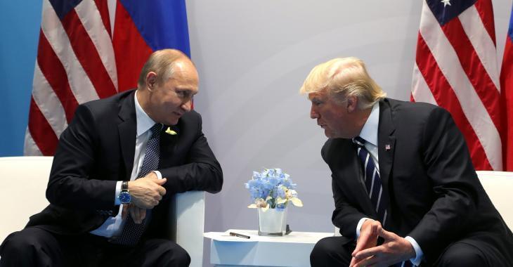 Décision majeure de Trump et Poutine après leur rencontre