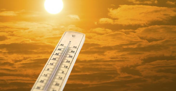 Avertissement de chaleur en vigueur