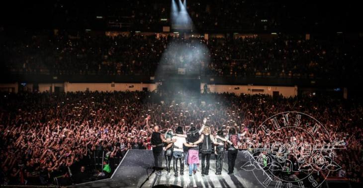 Un groupe MYTHIQUE sera en concert à Montréal en 2017