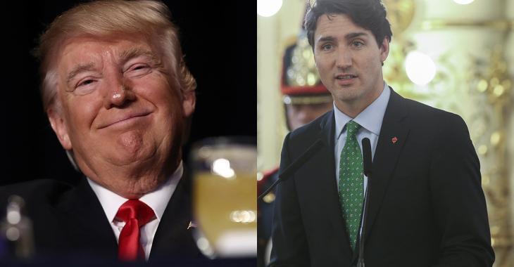 Décision majeure de Trump concernant le Canada