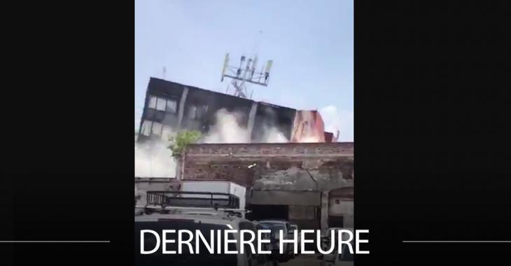 Au moins 50 morts dans un autre violent séisme