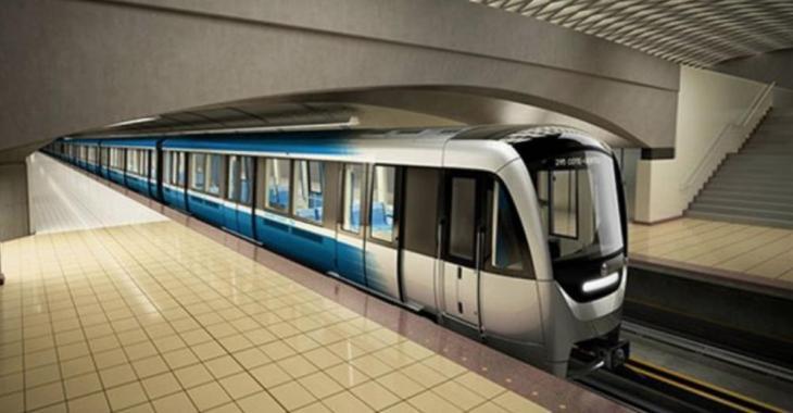 Métro |Les voitures Azur retirées des rails