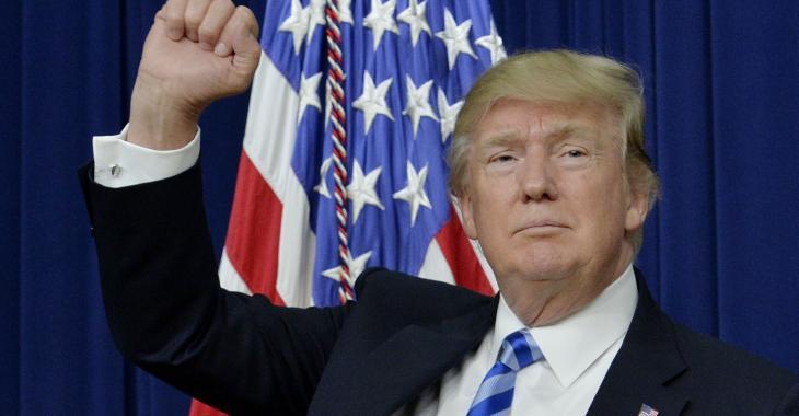 Une déclaration de Donald Trump qui laisse présager le pire