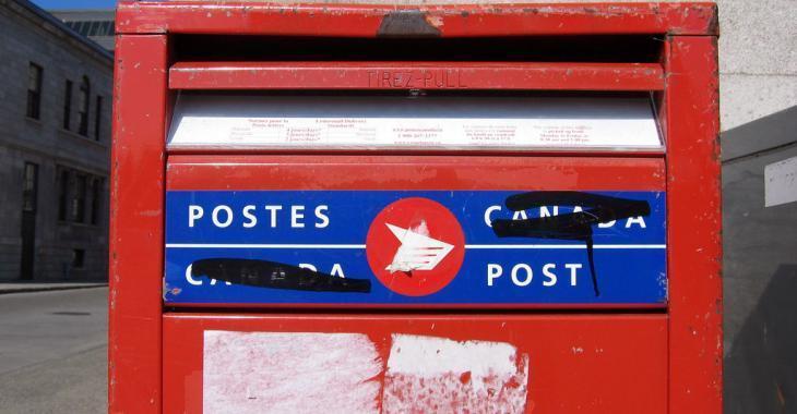Ça va mal chez Postes Canada!