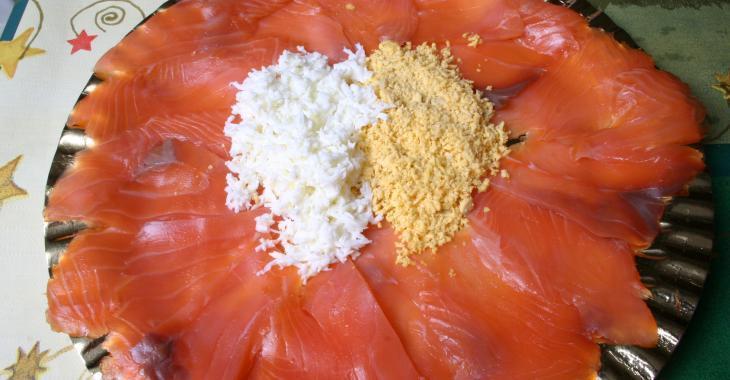 Un produit de saumon fumé rappelé