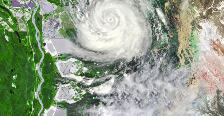 Météo | Des restes de l'ouragan Harvey aux portes du Québec
