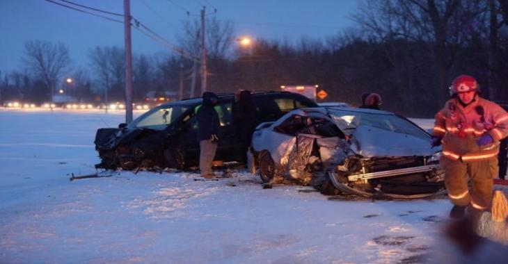 ACCIDENT MORTEL | Un conducteur perd la vie