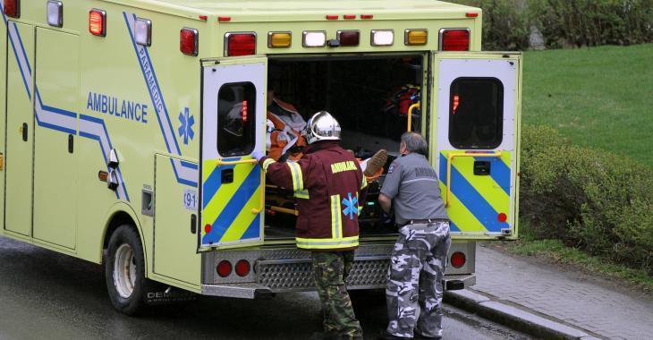 Accident de travail | Un homme écrasé mortellement