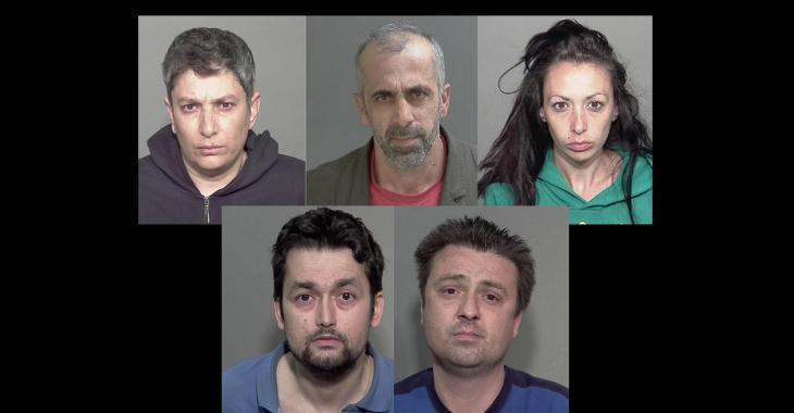 Opération policière | 9 arrestations et 7 perquisitions