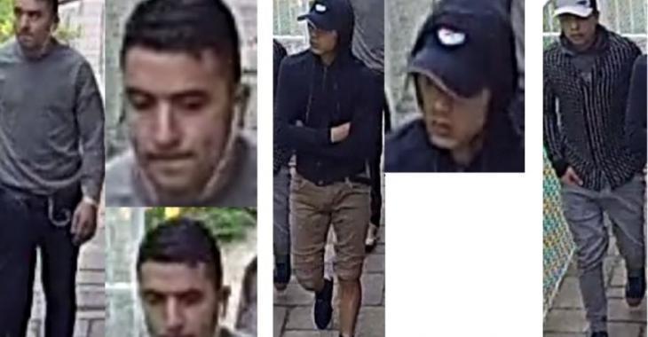 Alerte   Ces 3 voleurs sont recherchés