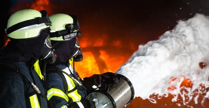 Important incendie en cours au Québec