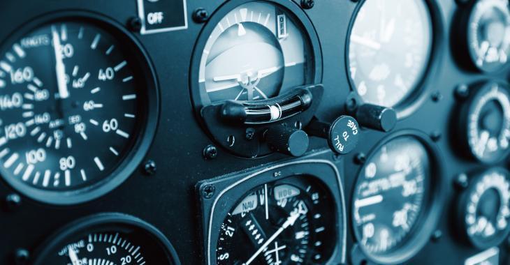 Atterrissage d'urgence sur l'autoroute