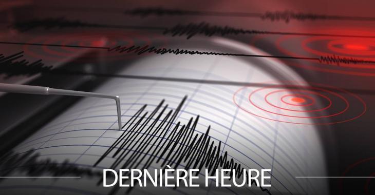 Au moins un mort et des dizaines de blessés dans un violent tremblement de terre